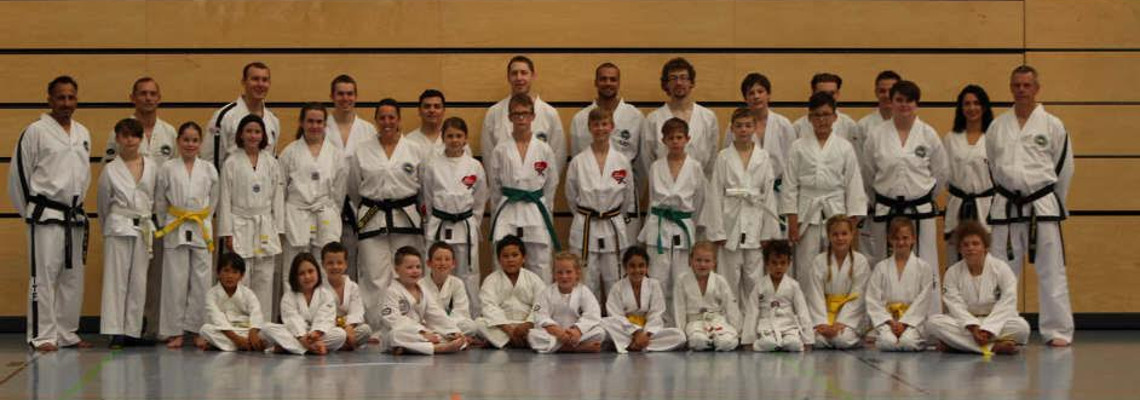I TKD Academy Weekend